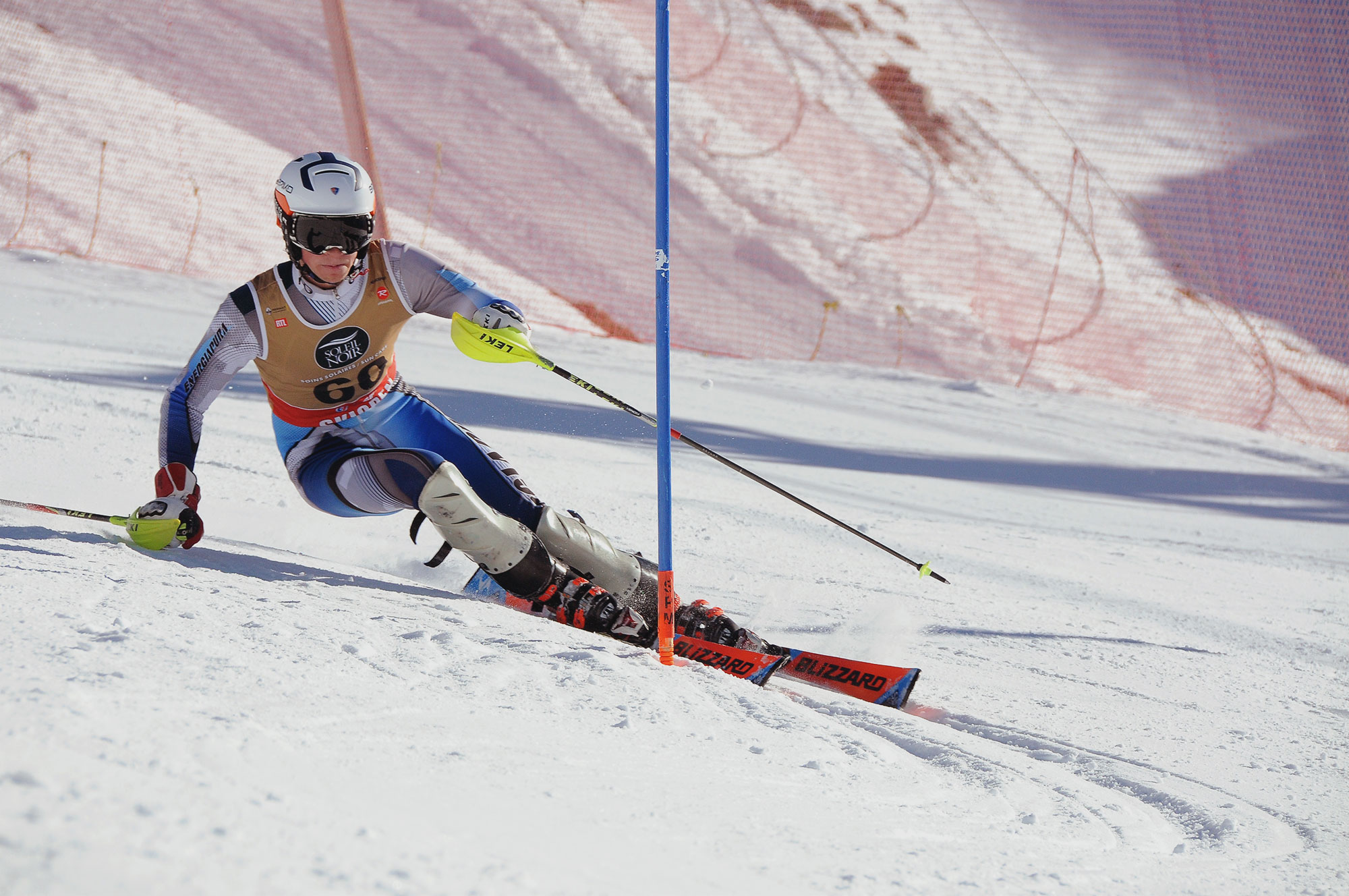 Podium Performance Ski Racing